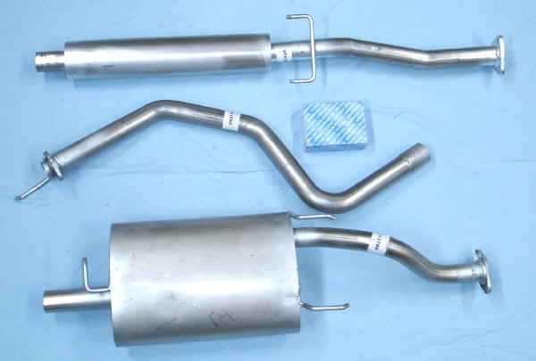 civic 98 exhaust