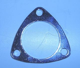 Bild 3-håls förkromad avgasflänsfläns